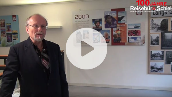 100 Jahre Reisebüro Schiele