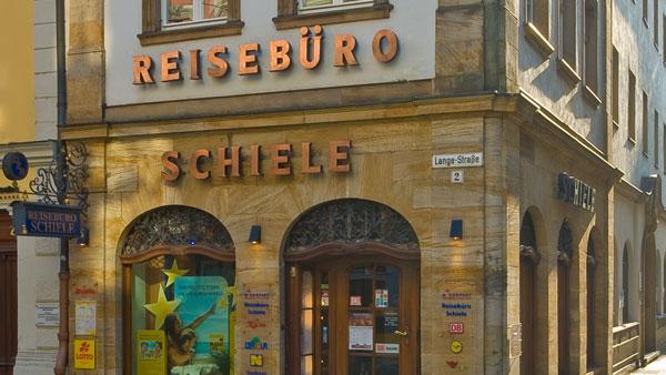 Reisebpro Schiele in Bamberg