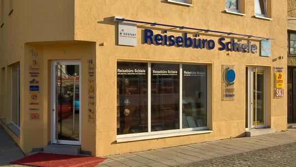 Reisebpro Schiele in Forchheim