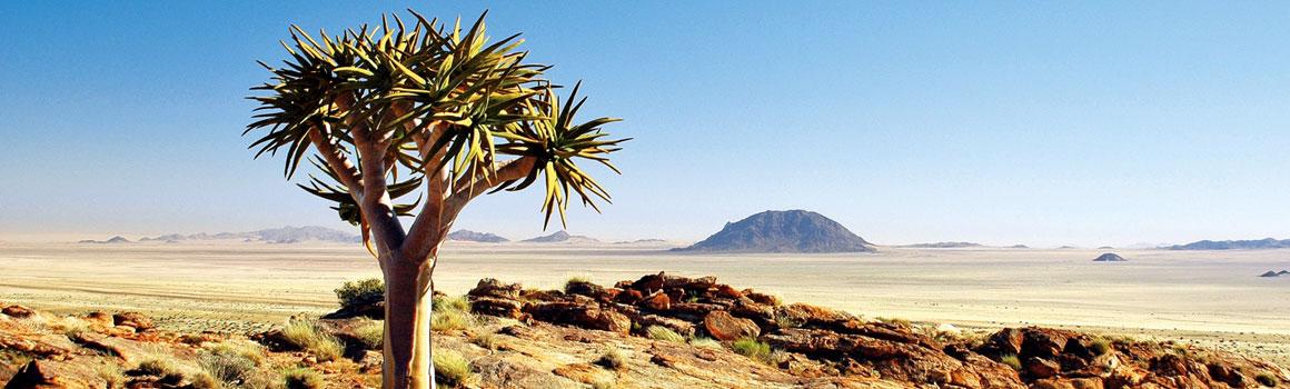Reise nach Namibia